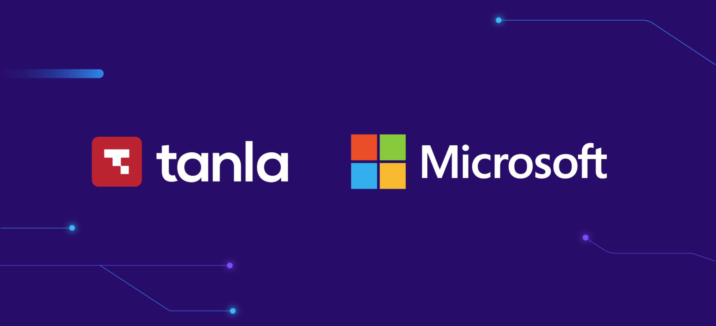 Tanla yhteistyössä Microsoftin kanssa käynnistää lohkoketjupohjaisen Wisely CPaaS-alustan