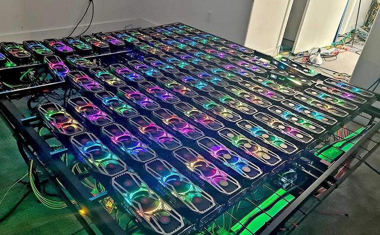 Nvidia RTX 3060:llä voi louhia Ethereumia täydellä teholla rajoituksista huolimatta