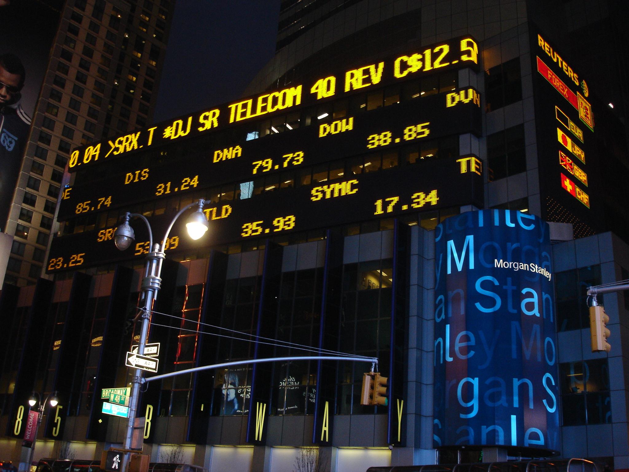 Morgan Stanleystä tulee ensimmäinen merkittävä Bitcoin-sijoituksia tukeva pankki USA:ssa