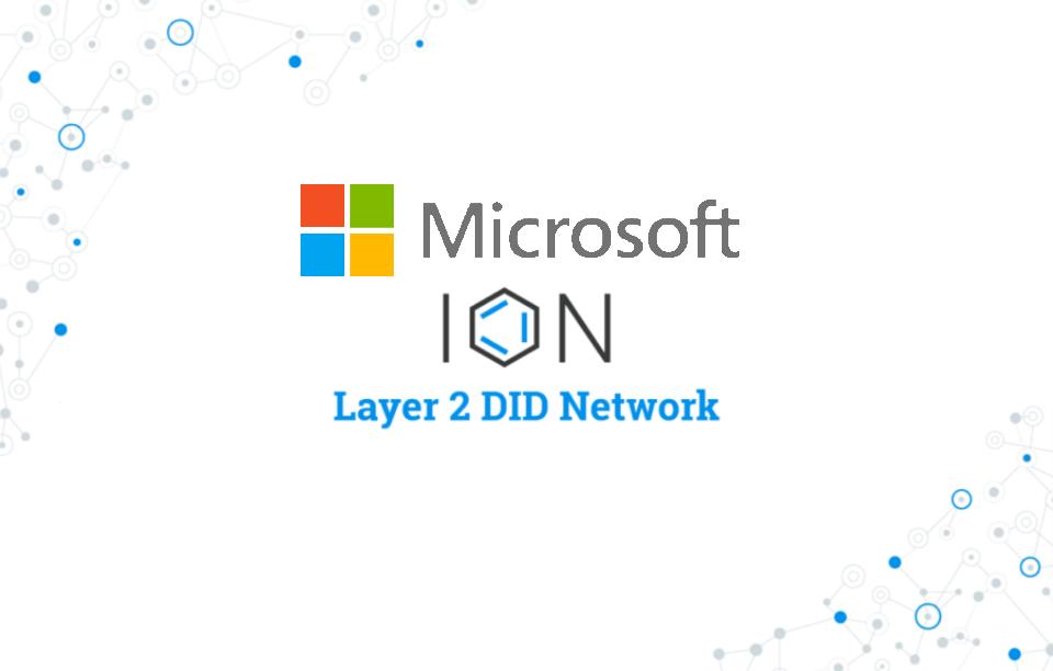 Microsoftin sähköinen tunnistuspalvelu ION käyttää Bitcoin verkkoa