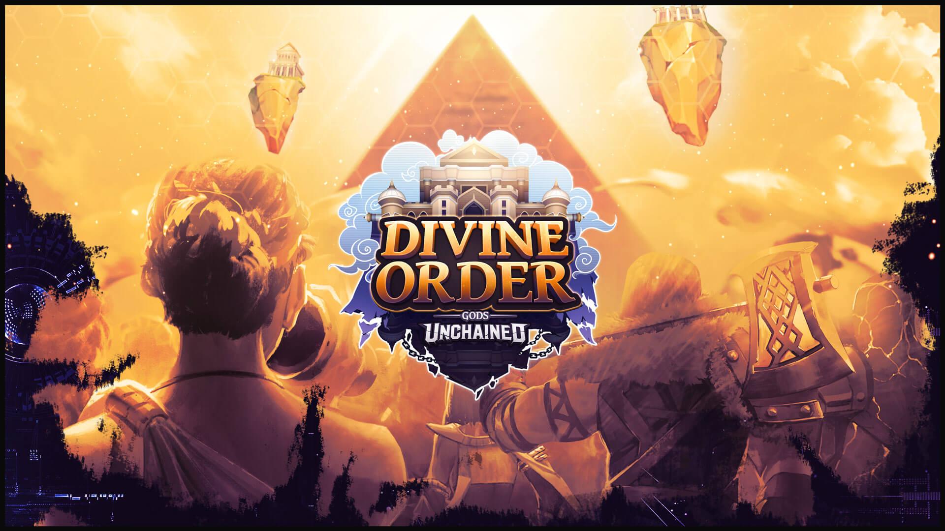 Gods Unchained Divine Order -laajennus julkaistaan ensi viikolla
