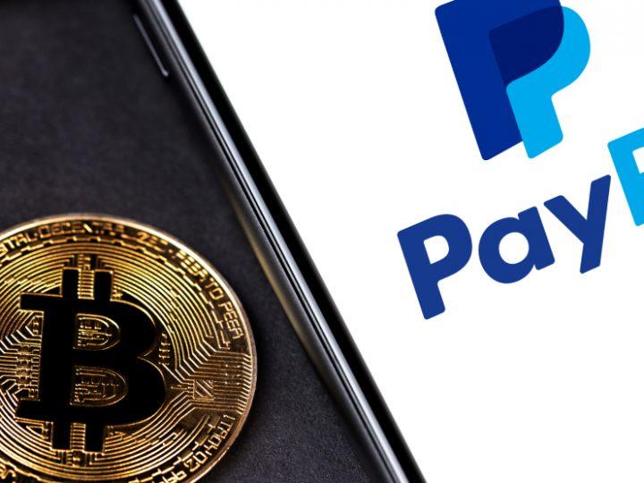 PayPal aloittaa kryptopalvelut Yhdistyneessä kuningaskunnassa
